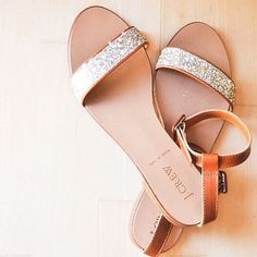I need these sandals <3