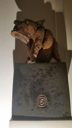 My guy Bjarne. My Guy, Lion Sculpture, Statue, Guys, Art, Art Background, Kunst, Gcse Art, Sculpture