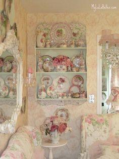 Romantic Cottage Style Decorating | the romantic cottage...