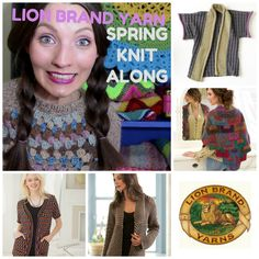 Hooray! We just announced the contenders for our 2015 Spring Knit-Along! This year we welcome @KristyGlass as KAL leader -- so vote now! #kal #lionbrand #knitalong #iloveyarn #knit #knitting #yarn #yarnaddict #yarnlove #LBspringkal2015