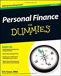 Reading personal finance books is the best thing you can do for your financial education. These books will show you how to budget, save money & reduce debt. Finance Books, Finance Tips, Personal Finance For Dummies, Managing Your Money, Financial Planning, Retirement Planning, Financial Literacy, Money Management, Algebra