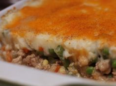 Shepherd's Pie - the cheap way!