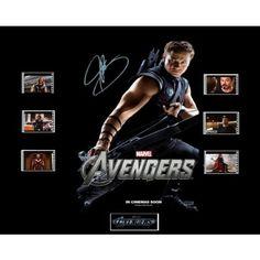 Avengers Film Cell Presentation  Hawkeye by Everythingbutthatcom, £9.99