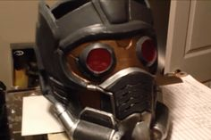3D print your own Star Lord helmet