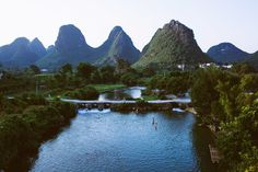 A trip to the dreamland of Yangshuo: chapter I