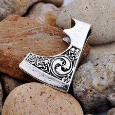 Slavic Pendants Slavic Perun Axe Pendant Viking Slavic Perun Axe Pendant Viking Talisman Jewelry