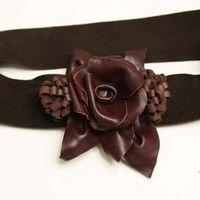 Tuto ceinture cuir ©Melly sews