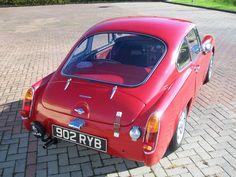 1963 Mk2 MG Midget - Ashley Hardtopped | Retro Rides