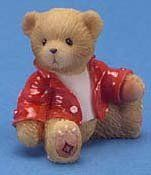Cherished Teddies Ricky Mc Bear #731765 by Enesco. $5.47. Cute Smaller Companion Bear!. Not Availabile in Stores!. 2000 Member (MemBear) Exclusive Figure. Only available to Cherished Teddies club members, Ricky McBear is looking for a home in your collection! A miniature sized bear, he makes a great companion to some of the larger Cherished Teddies pieces or a lovely accent for the desk or shelf of the teddy bear fan.. Save 45% Off!
