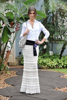 Mejores 123 De Faldas Largas Skirt Imágenes Dress Mudadas 7qpq418Bw