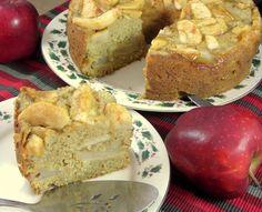 Whole Wheat Apple Cake.