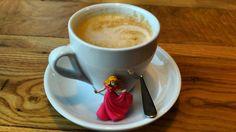 Hoy el café era con compañía