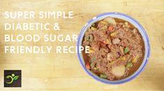 Super Simple Diabetic & Blood Sugar Friendly Recipe « Diabetic-Diet-Guide.com