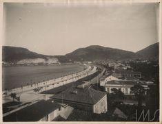 Marc Ferrez. Avenida Beira Mar, c. 1907. Botafogo, Rio de Janeiro / Acervo IMS O Rio de Janeiro de Marc Ferrez   Brasiliana Fotográfica