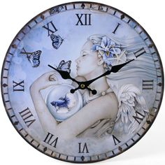 mystical tranquility zee evil lair mystical clock s style clocks jessica galbreth beautiful shabby chic style wall clocks shabby chic beautiful shabby chic style