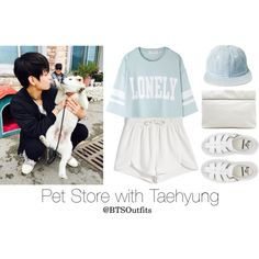 Pet Store with Taehyung