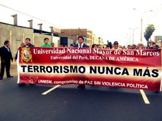 Terrorismo nunca más. Que se quede el mensaje [Foto: Javier Contreras / Spacio Libre]