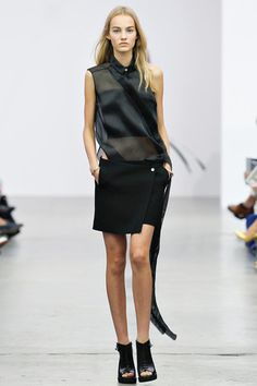 Iceberg Spring 2014 Ready-to-Wear Collection Slideshow on Style.com