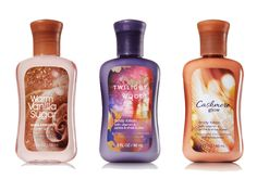 Surprise Freebie! Travel Size Bath and Body Works Lotion