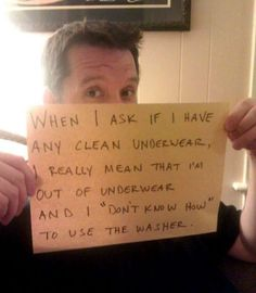 Funniest Photos Of Husband Shaming