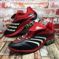 huge discount cc8a9 c7261 adidas Mens Predator Absolute Football Trainers Black sz 10.5 Soccer US 11  45.3  eBay Football