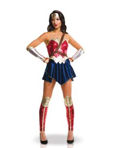 Ladies Avengers Marvel Superhero DONNA eroina Adulto Costume Vestito