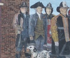 As we celebrate Presidents' Day, we highlight the first President of the United States and past volunteer firefighter, George Washington. George served the Alexandria Fire Department in Virginia after it was founded in 1774.  shared  by NYC Firestore