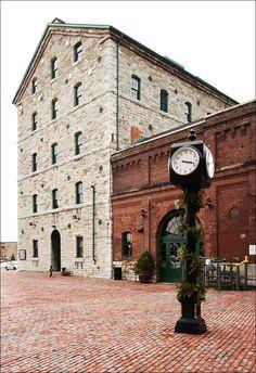 It's time for Toronto. Toronto Architecture, Toronto Travel, Canadian Travel, Belle Villa, Toronto Canada, Distillery, Beautiful World, Ontario, The Good Place