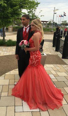 Nephew and his girlfriend Prom 2016