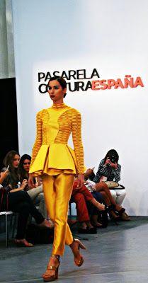 Prince -A.: Pasarela Costura España: Fernando Claro
