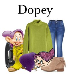 Designer Clothes, Shoes & Bags for Women Disneyland Outfits, Disney Inspired Outfits, Polyvore Fashion, Alexander Mcqueen, Style Inspiration, Disney Characters, Outfit Ideas, Clothes, Outfits