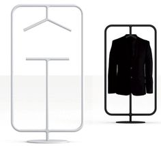 Spring Day valet- design Kensaku Oshiro for Busso Online Architecture, Valet Stand, Clothes Stand, Standing Coat Rack, Coat Stands, Everyday Items, Spring Day, Interior Accessories, Industrial Design