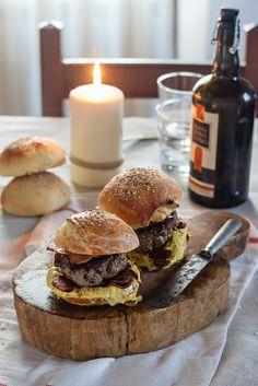 Hamburger da divano