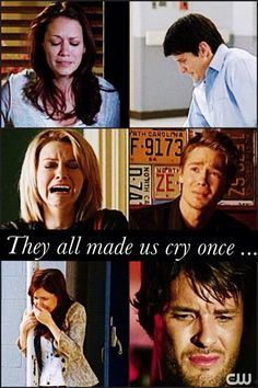 I can tell you exactly why they are crying in these pictures.