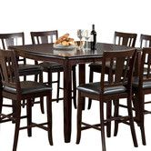 Found it at Wayfair - Birchover 7 Piece Counter Height Dining Set