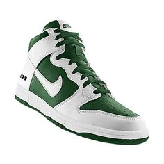 512500d08501 Nike Dunk High New York Jets iD