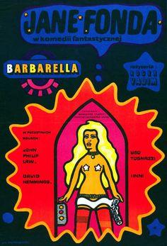 Jan Mlodozeniec, Barbarella, 1970