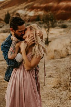 Painted Hills Couples Session