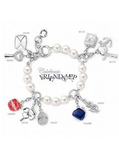 Charming by Ti Sento bracelet, Celebrate friendship