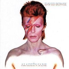 David Bowie. Aladdin Sane (1973)