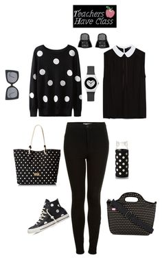 """""""Back to School"""" by candysed on Polyvore"""