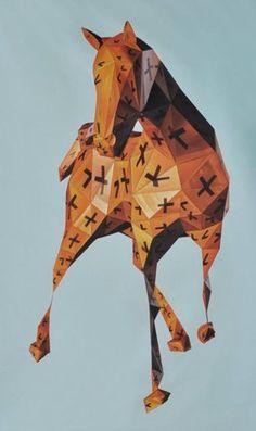 Axel's Amazing Geometric Sculptures