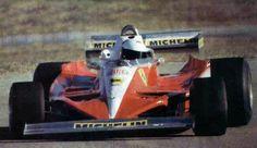 18 year old Elio de Angelis 312T3 testing @ Fiorano 1978
