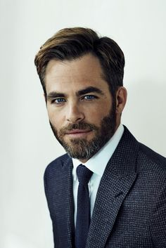 Chris Pine... I look forward to what his career has in store. Loved him in Star Trek and I wonder if he will join other franchises in the future.
