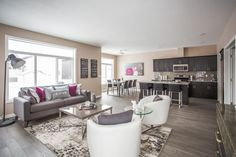 Porchlight Developments is a new home builder that focuses on building amazing communities in Regina and Winnipeg New Home Builders, New Builds, Open Concept, New Homes, Building, New Home Essentials, Buildings, Open Plan