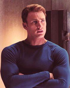 <3 Steve Rogers captain america fave avenger :D