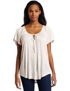 Joie Women's Aven Shirt, Shell/tonal Smocking, Medium Joie. $44.00. Machine Wash. With decorative smocking. Short sleeve top. Made in China. 100% Viscose. Save 50%!