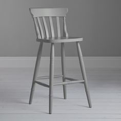 Buy John Lewis Croft Collection Cecile Bar Chair, Fern Online at johnlewis.com