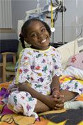 Ways to donate to Children's hospital. Create craft bags, activity bags, school supply bags, personal care bags. Make fleece blankets or decorate pillowcases.