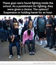 A Brilliant Form Of Punishment